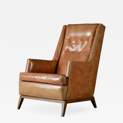T H Robsjohn Gibbings T H Robsjohn Gibbings Lounge Chair