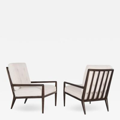 T H Robsjohn Gibbings T H Robsjohn Gibbings Lounge Chairs 1950s