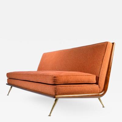T H Robsjohn Gibbings T H Robsjohn Gibbings Sofa Model 1727 for Widdicomb circa 1955