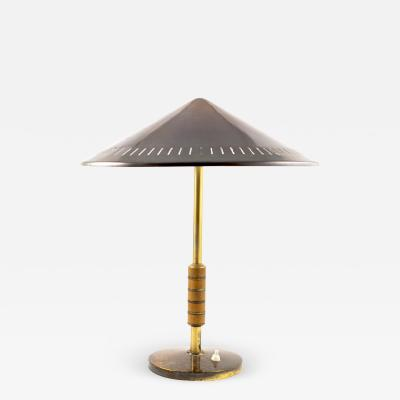 TABLE LAMP FROM LYFA DESIGNED BY BENT KARLBY C 1956