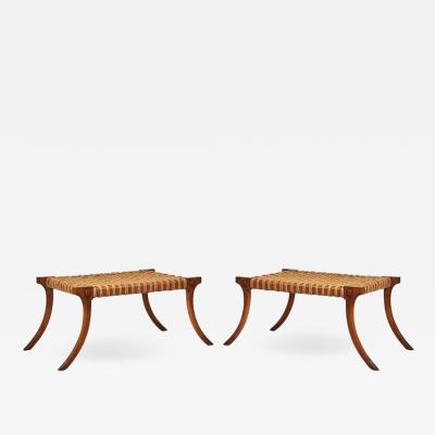 George Nakashima Special Walnut Shelf Console George
