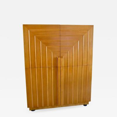 TH Robsjohn Gibbings Classic T H Robsjohn Gibbings Armoire or Sideboard for Widdicomb 1950