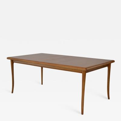 TH Robsjohn Gibbings Dining Table by T H Robsjohn Gibbings for Widdicomb
