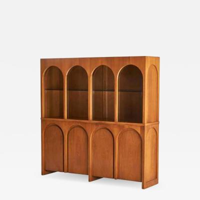 TH Robsjohn Gibbings Rare T H Robsjohn Gibbings Coliseum Cabinet for Widdicomb