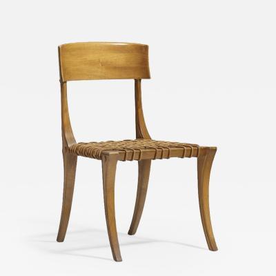 TH Robsjohn Gibbings T H Robsjohn Gibbings Klismos Chair