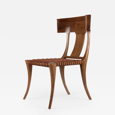 TH Robsjohn Gibbings T H Robsjohn Gibbings for Saridis of Athens Klismos Chair Model 3A