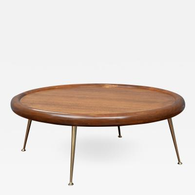 TH Robsjohn Gibbings TH Robsjohn Gibbings Coffee Table for Widdicomb