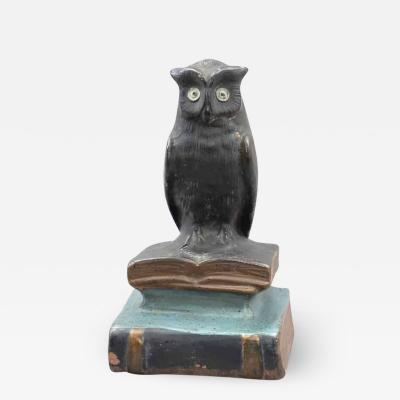 THE OWL OF WISDOM