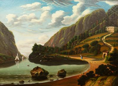 THOMAS CHAMBERS 1808 1869