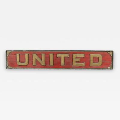 TRADE SIGN UNITED