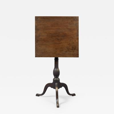 TRANSITIONAL CHIPPENDALE CANDLESTAND