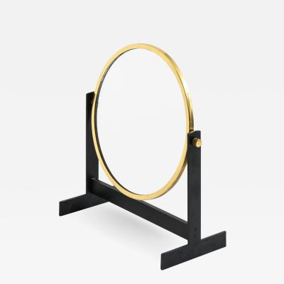 Table Mirror Produced in Sweden