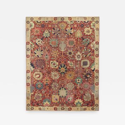 Tabriz Vase Carpet