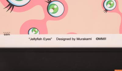 Takashi Murakami Takashi Murakami Jellyfish Eyes Wallpaper