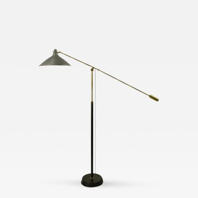 Tall Articulated Extendable Floor Lamp
