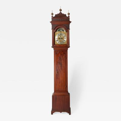 Tall Clock from Drinker Family