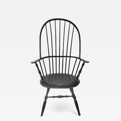 Tall Rhode Island Windsor Chair