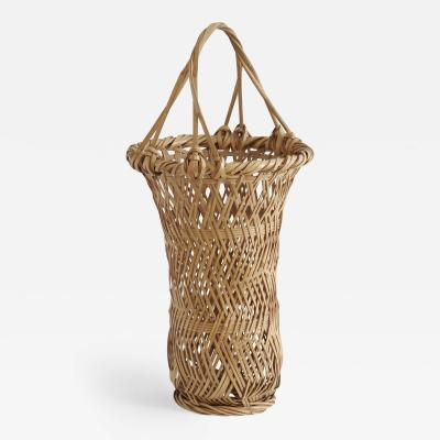 Tanabe Chikuunsai I Bamboo Ikebana Basket