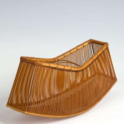 Tanabe K chikusai Bamboo Basket
