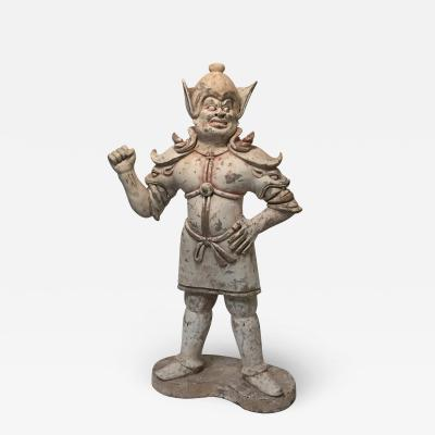 Tang Dynasty Guardian Figure