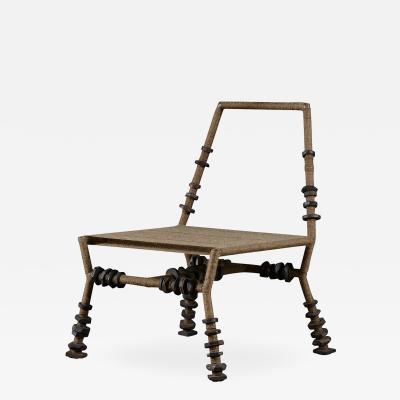 Tanya Agui iga Tanya Aguiniga Clay Chair