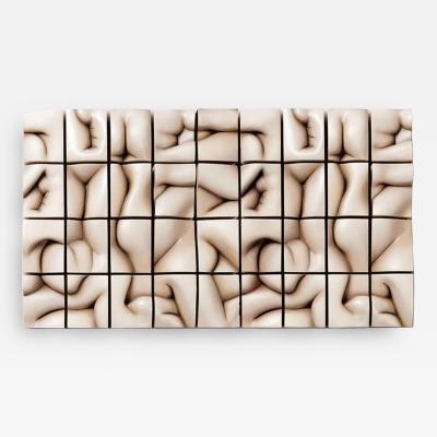 Tanya Ragir Tanya Ragir Rolling Hills Limited Edition Wall Sculpture