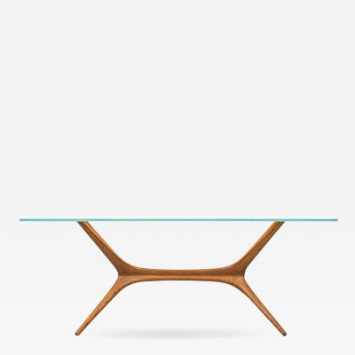 Tapio Wirkkala Tapio Wirkkala Coffee Table Model 9020 Produced by Asko in Finland