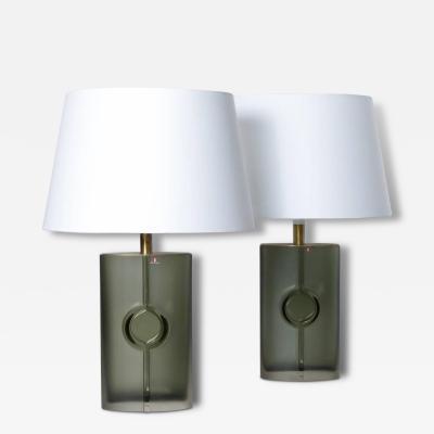 Tapio Wirkkala Tapio Wirkkala Pair of Table Lamps Model 3307