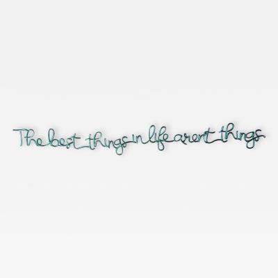 Tara Conley The Best Things in Life Arent Things