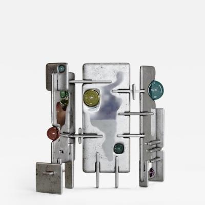 Taras Zheltyshev Sculptural Playful Screen by Taras Zheltyshev