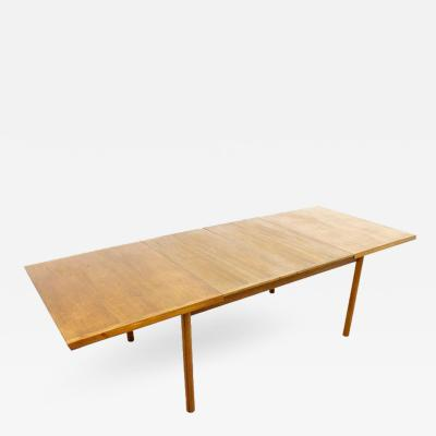 Teak Wood Extension Dining Table by France Son Denmark ca 1960s
