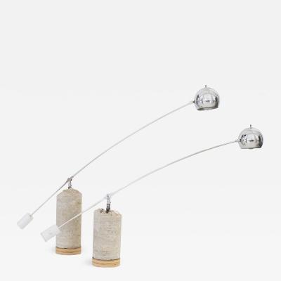 Ted Harris Lamps Concrete Arc Lamps