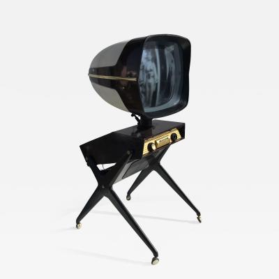 Teleavia P111 TV Designed by Bertroni 1958