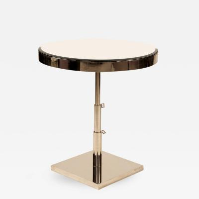 Telescoping Side End Table