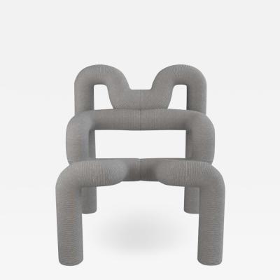 Terje Ekstrom Contemporary Mod Ekstrem Armchair Designed by Terje Ekstrom