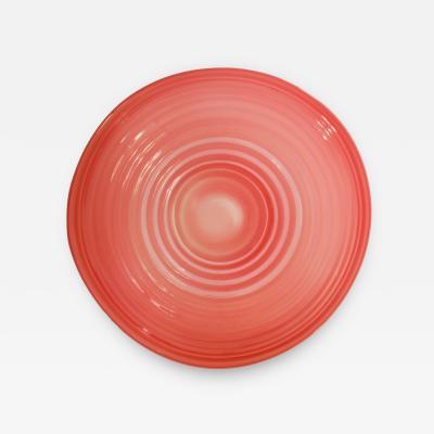 Tessuto Art Glass Bowl