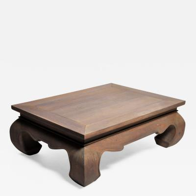 Thai Lanna Coffee Table