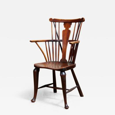 Thames Valley Brace Back Windsor Armchair