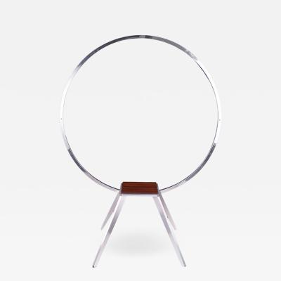 The American Glass Light Company Hoop Chair