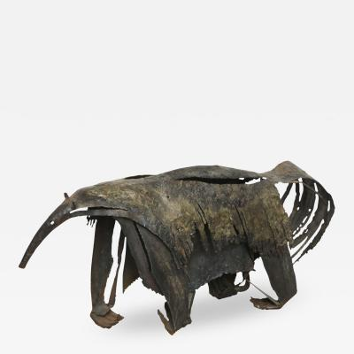 The Anteater Brutalist Sculpture