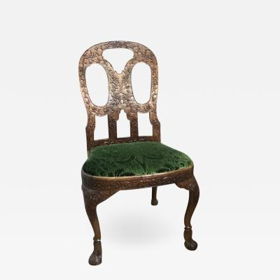 The China Canton Trade Hardwood Chair