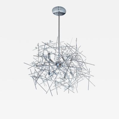 The Collapsing Star Custom Made Chandelier