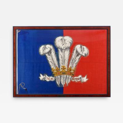 The Duke of Windsor s racing flag from Royal Yacht Britannia