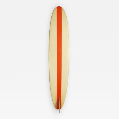 The Endless Summer Surfboard Longboard Pig Pop Out after Dale Velzy for Dextra
