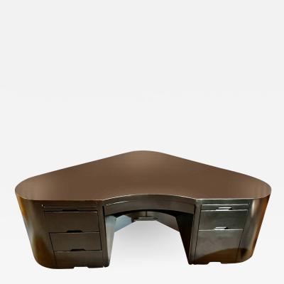 The Fletcher Executive Aviation Art Deco Desk