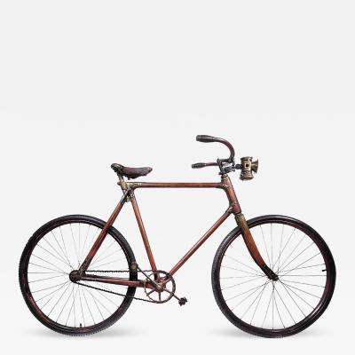 The Ligna Original Wood Bicycle 1890s Surviver