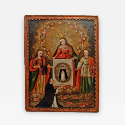 The Presentation of Saint Dominic