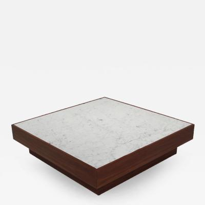 The Quadrar Coffee Table