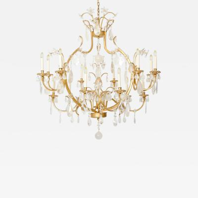 The Rochambeau Chandelier