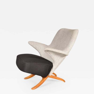 Theo Ruth 1957s Penguin Chair by Theo Ruth for Artifort